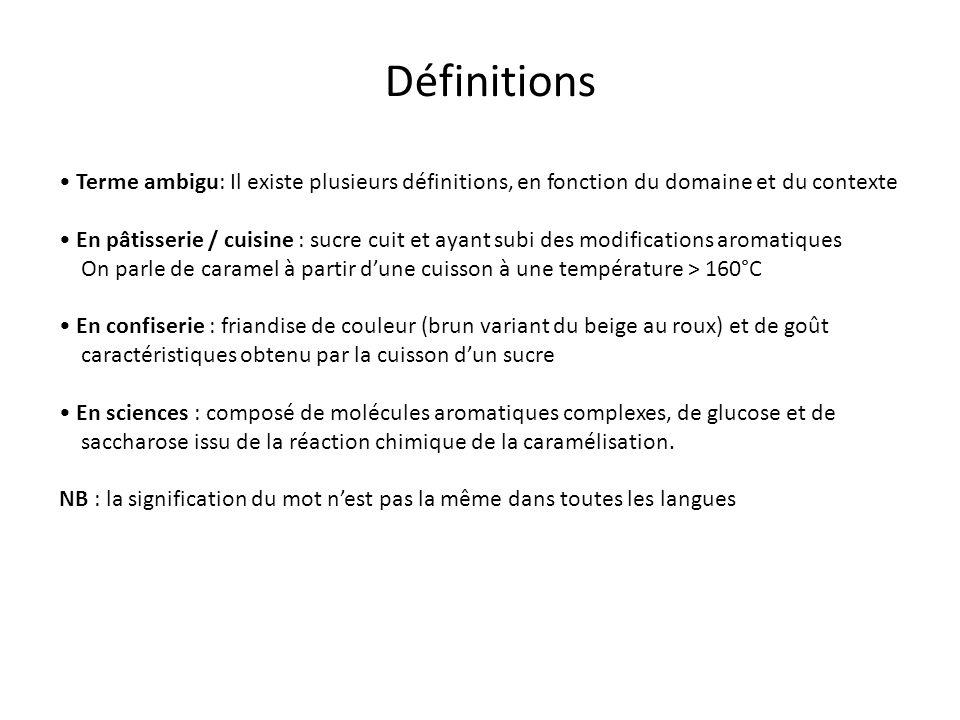Définitions • Terme ambigu: Il existe plusieurs définitions, en fonction du domaine et du contexte.