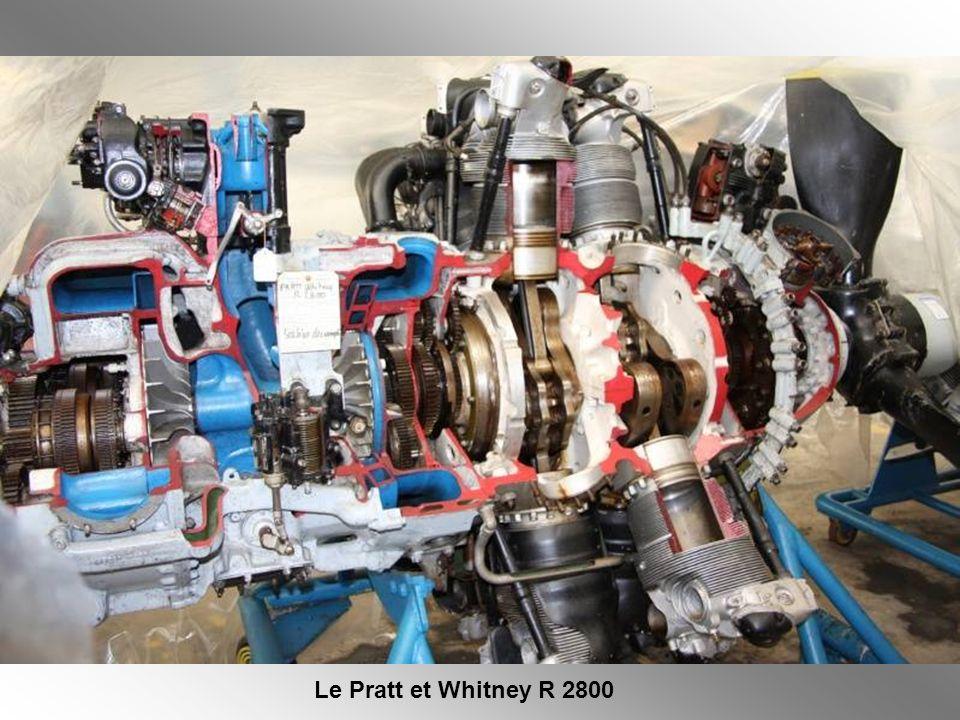 Le Pratt et Whitney R 2800