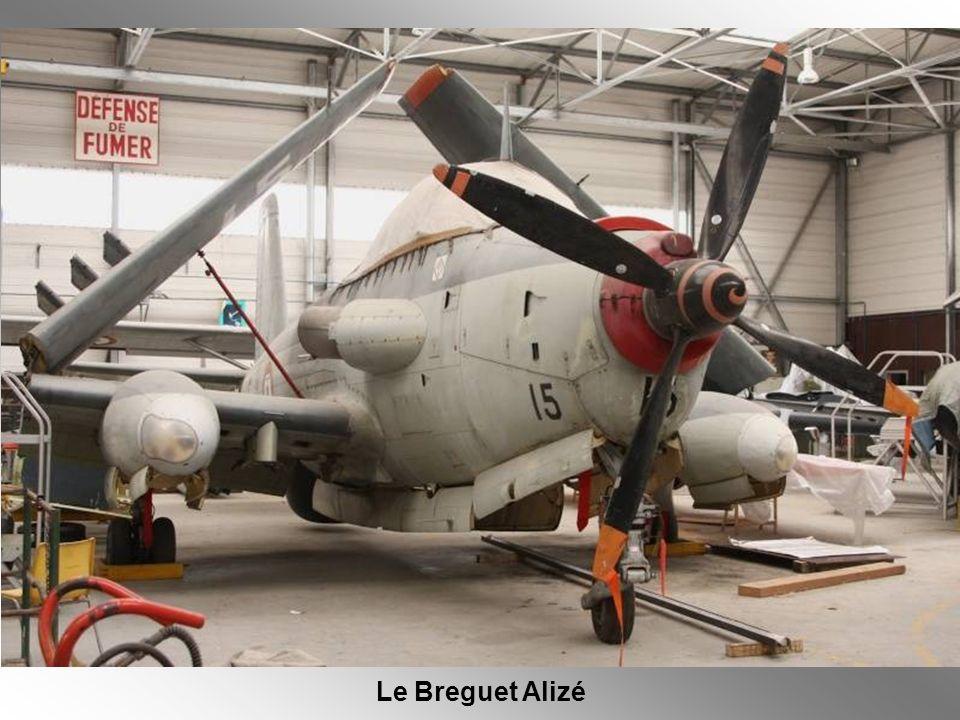Le Breguet Alizé