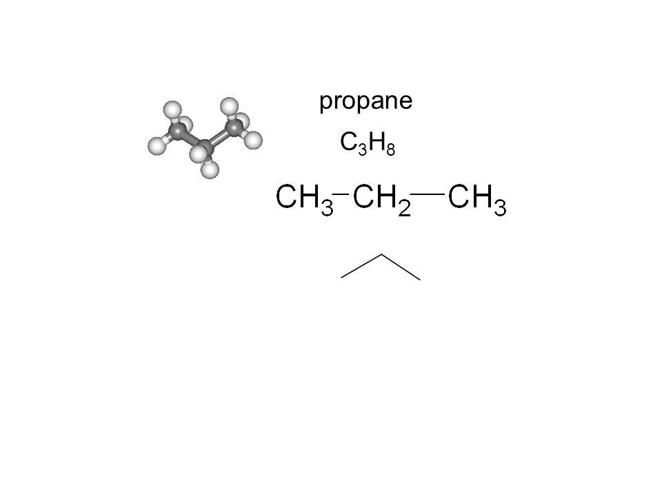 propane C3H8