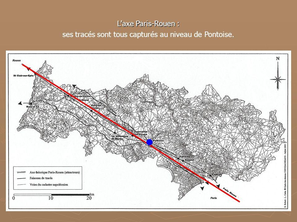 ses tracés sont tous capturés au niveau de Pontoise.