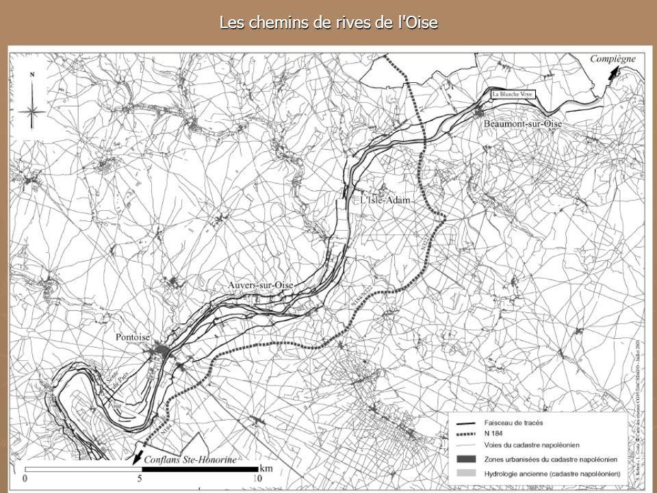 Les chemins de rives de l Oise
