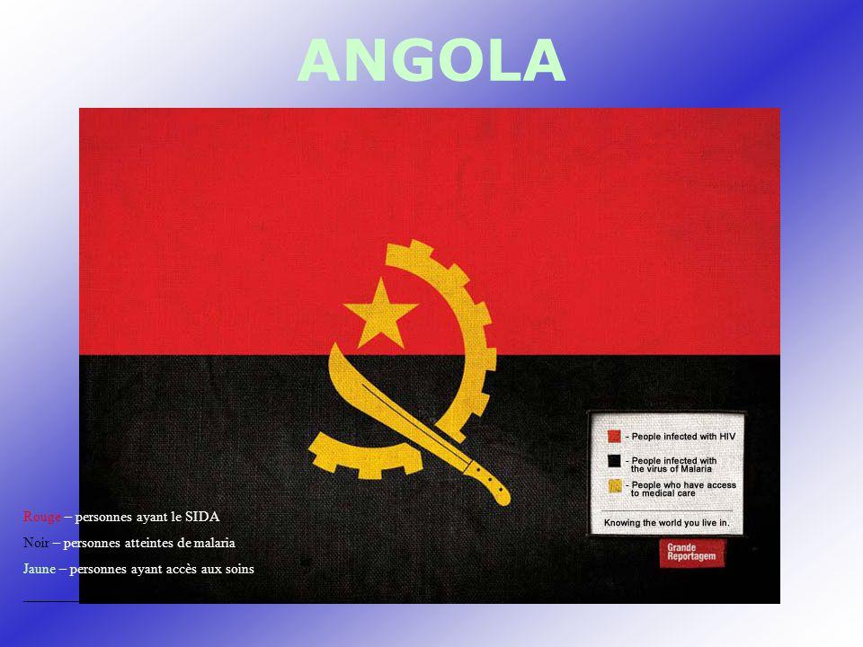 ANGOLA Connaître le monde dans lequel nous vivons