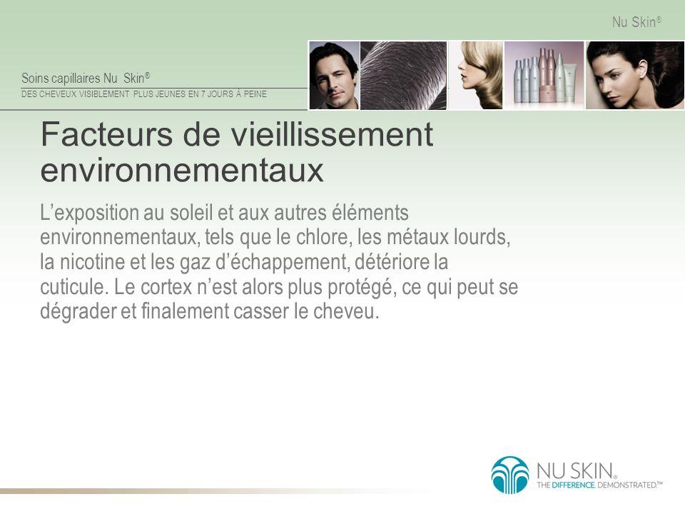 Facteurs de vieillissement environnementaux