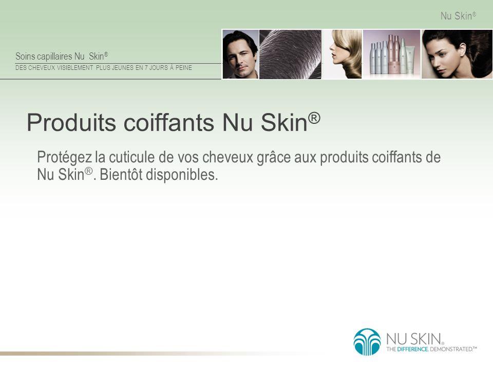 Produits coiffants Nu Skin®
