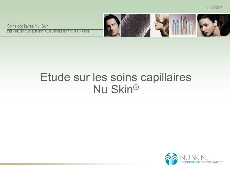Etude sur les soins capillaires