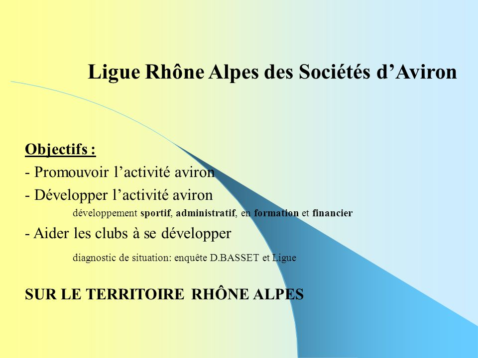 Ligue Rhône Alpes des Sociétés d'Aviron