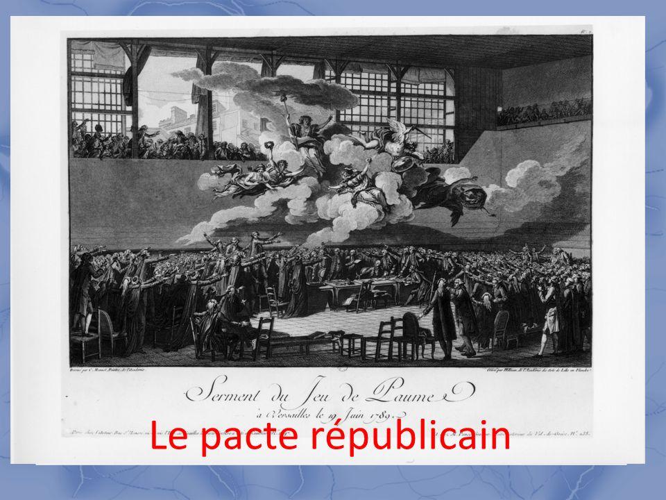 Le pacte républicain