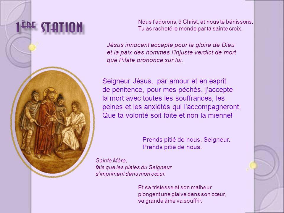 Seigneur Jésus, par amour et en esprit