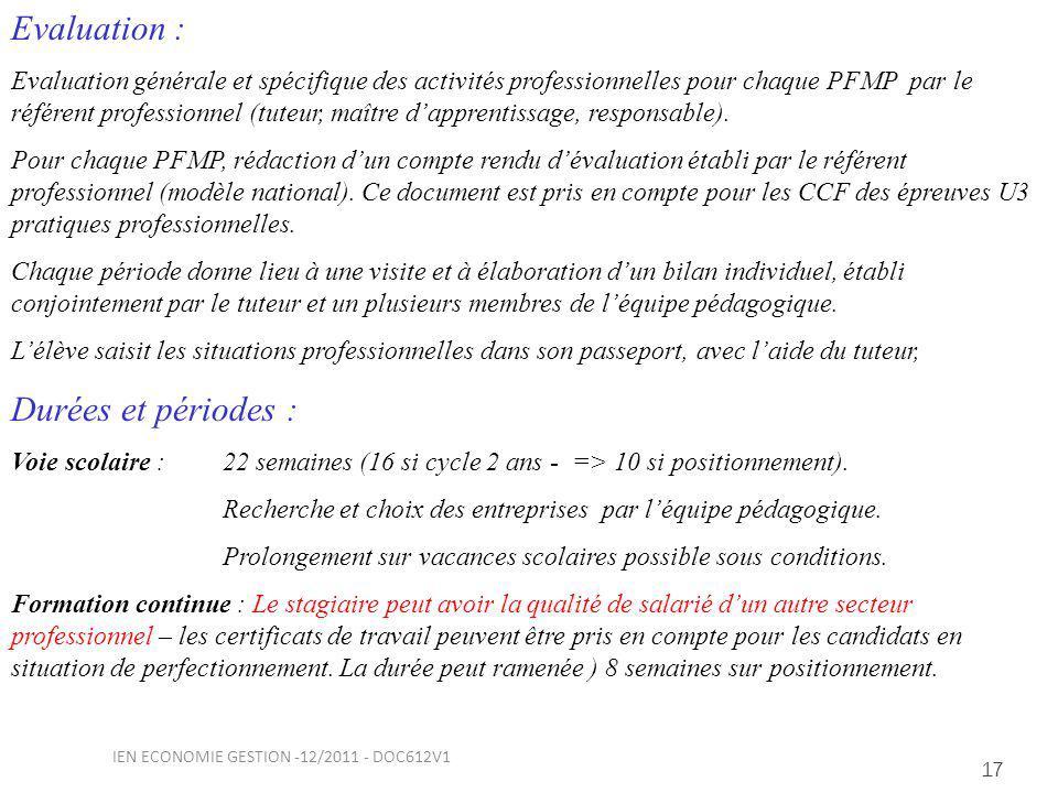 IEN ECONOMIE GESTION -12/2011 - DOC612V1