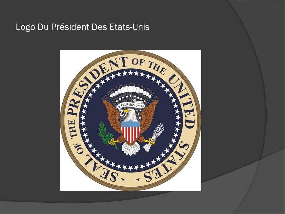 Logo Du Président Des Etats-Unis
