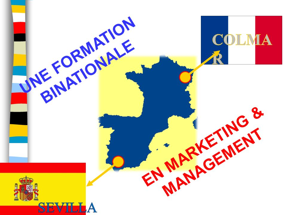 UNE FORMATION BINATIONALE EN MARKETING & MANAGEMENT