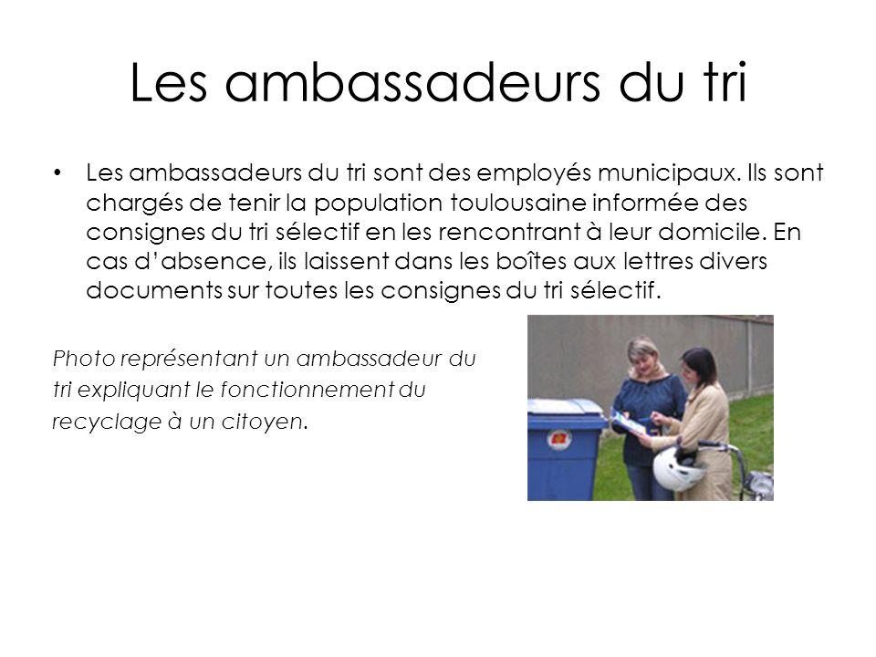 Les ambassadeurs du tri