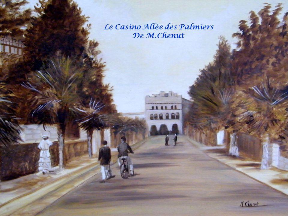 Le Casino Allée des Palmiers