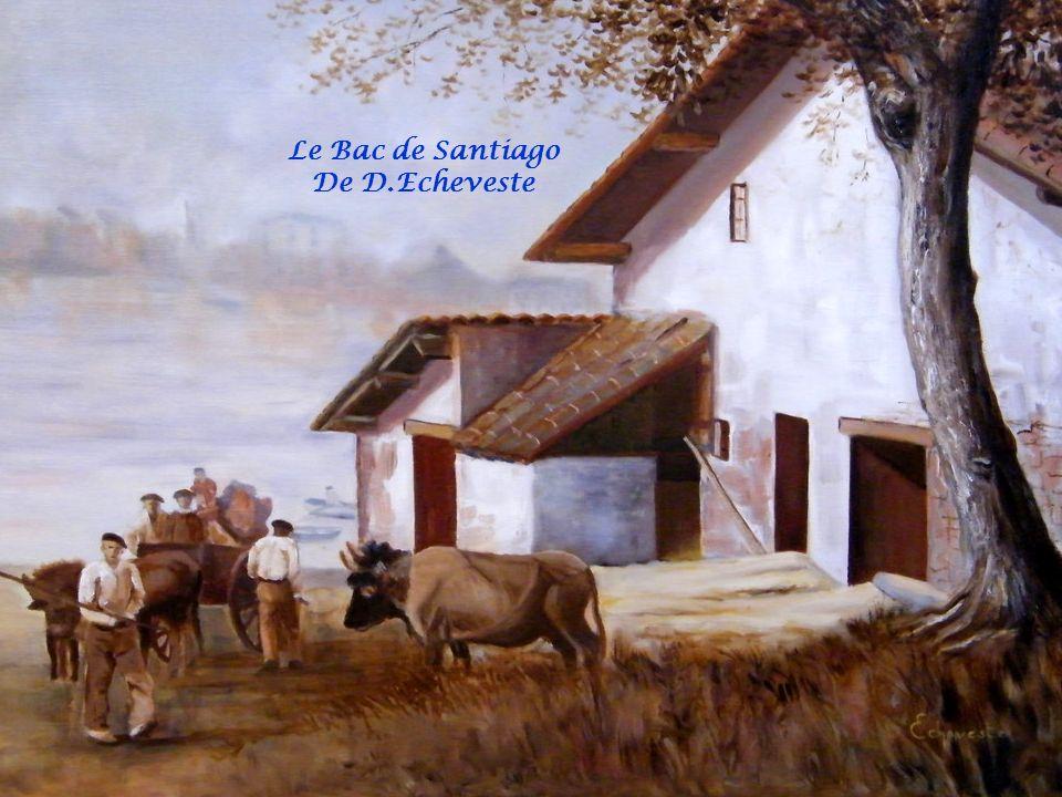 Le Bac de Santiago De D.Echeveste