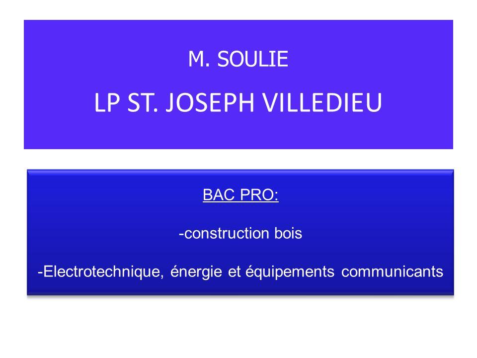 -Electrotechnique, énergie et équipements communicants