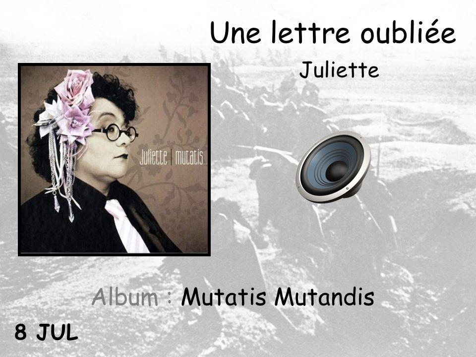 Album : Mutatis Mutandis