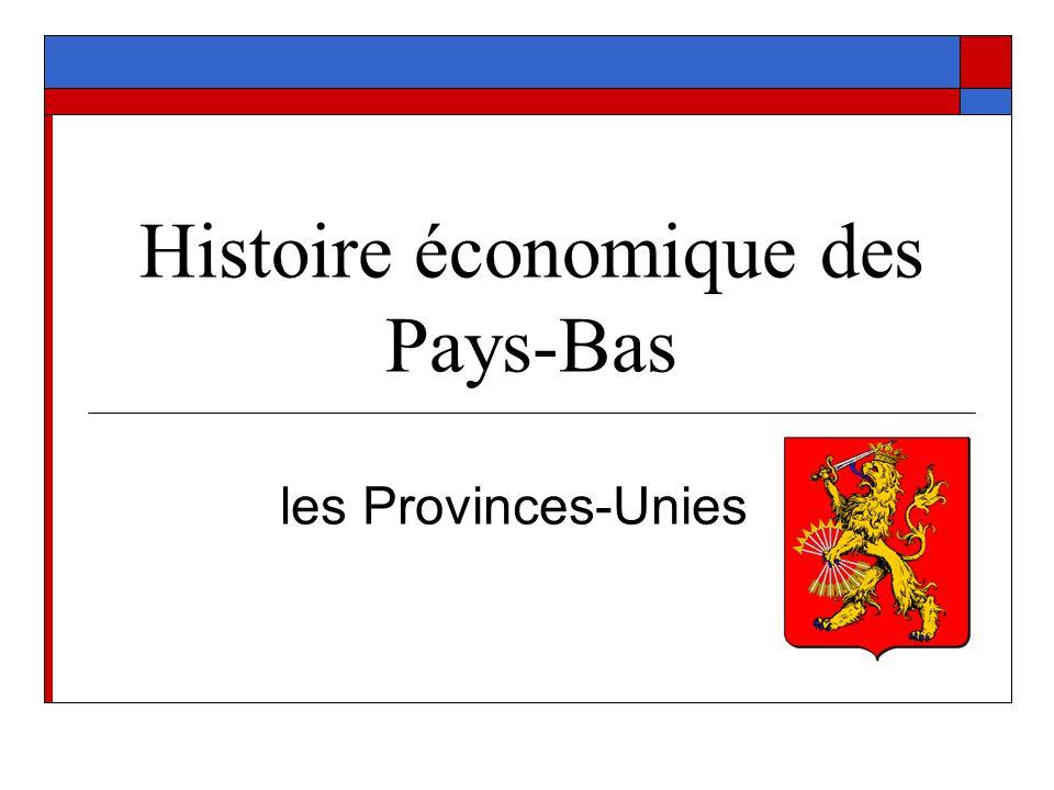 Histoire économique des Pays-Bas