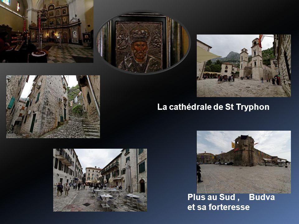 La cathédrale de St Tryphon