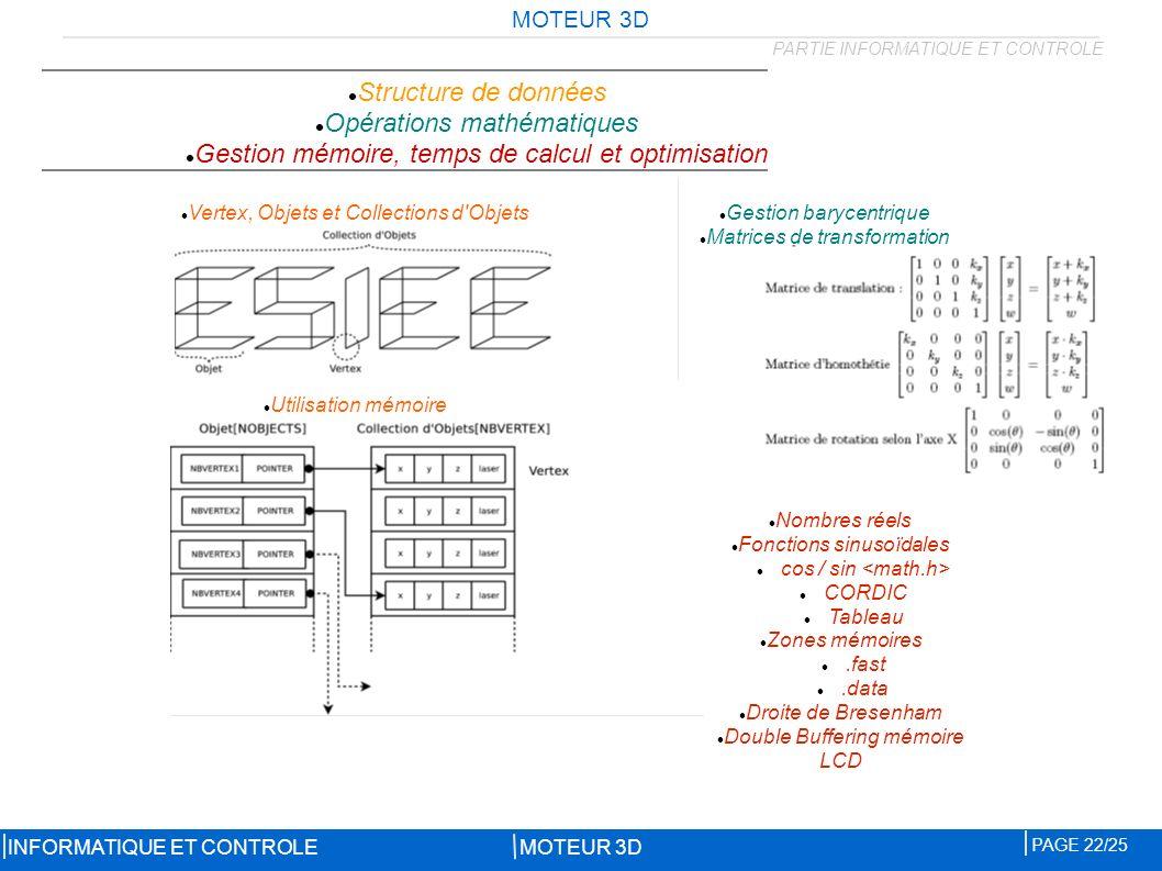Opérations mathématiques