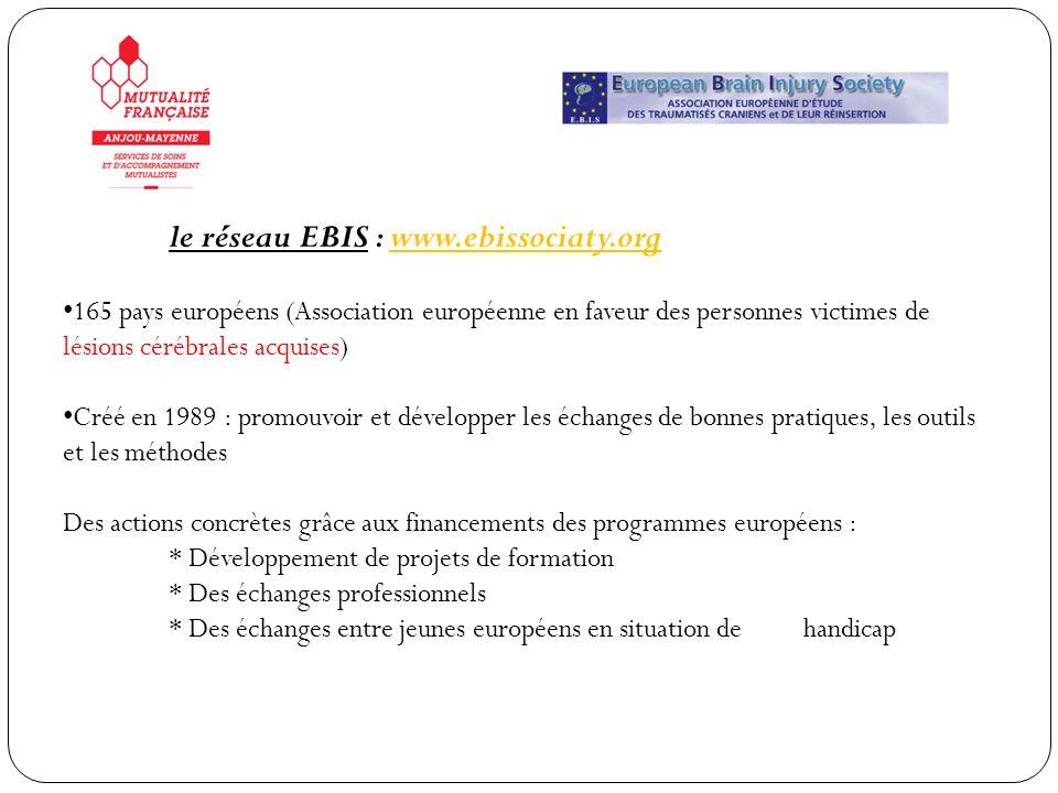 le réseau EBIS : www.ebissociaty.org