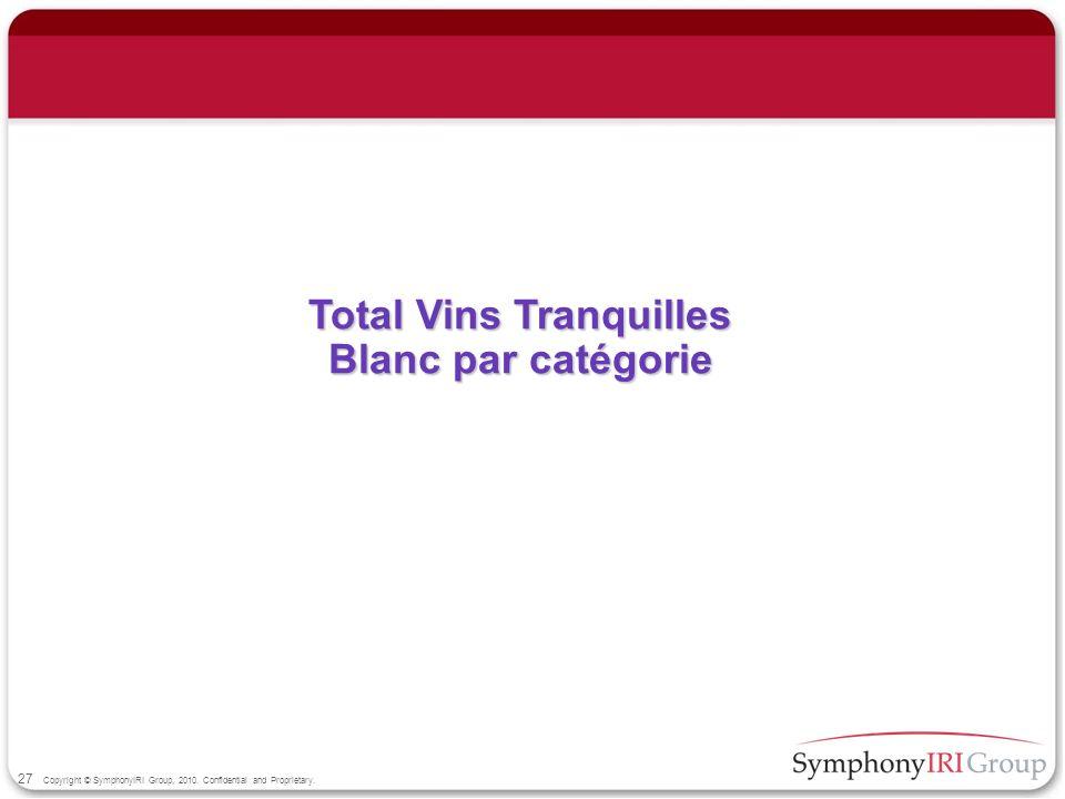 Total Vins Tranquilles