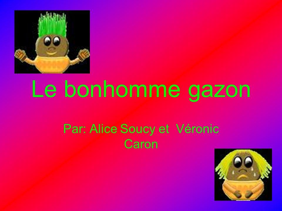 Par: Alice Soucy et Véronic Caron