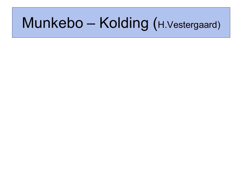 Munkebo – Kolding (H.Vestergaard)