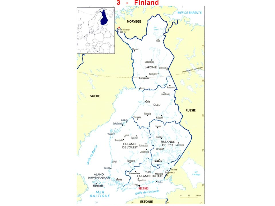 3 - Finland