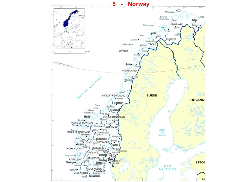5 - Norway