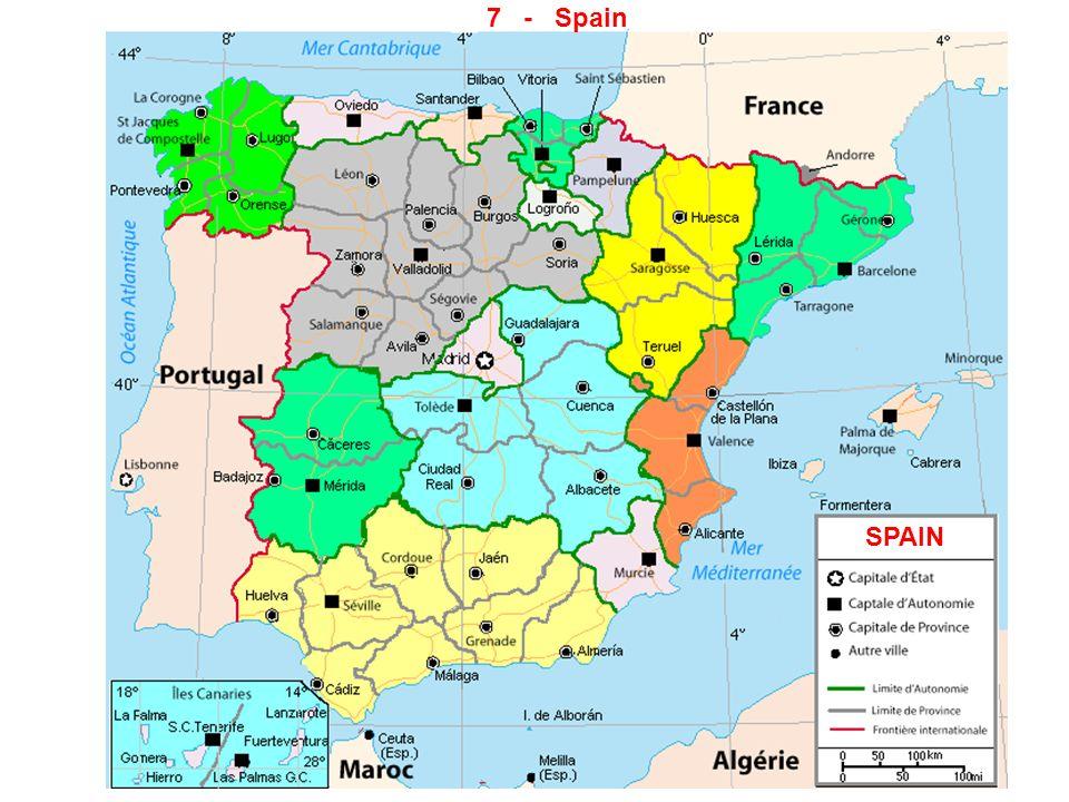 7 - Spain SPAIN