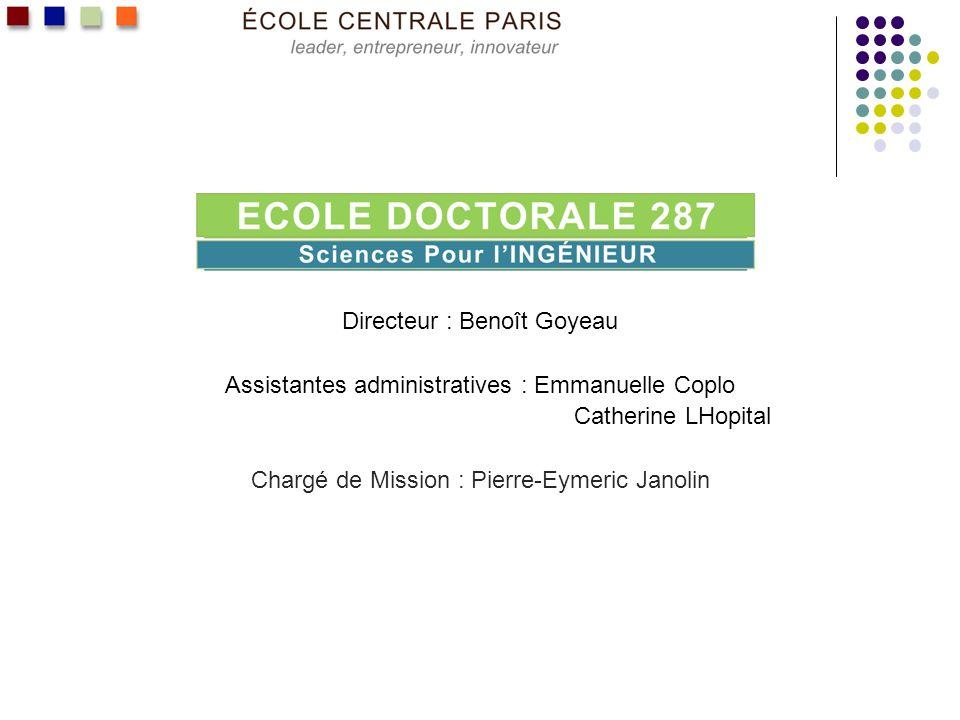 Directeur : Benoît Goyeau