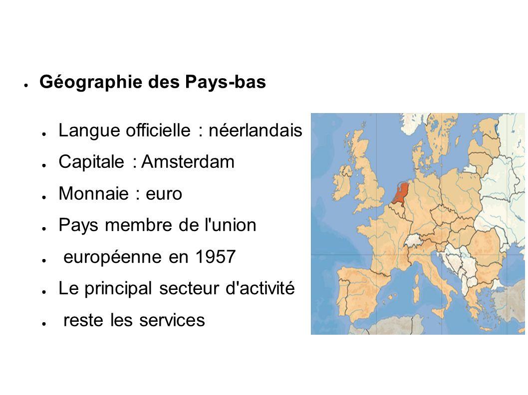 Géographie des Pays-bas