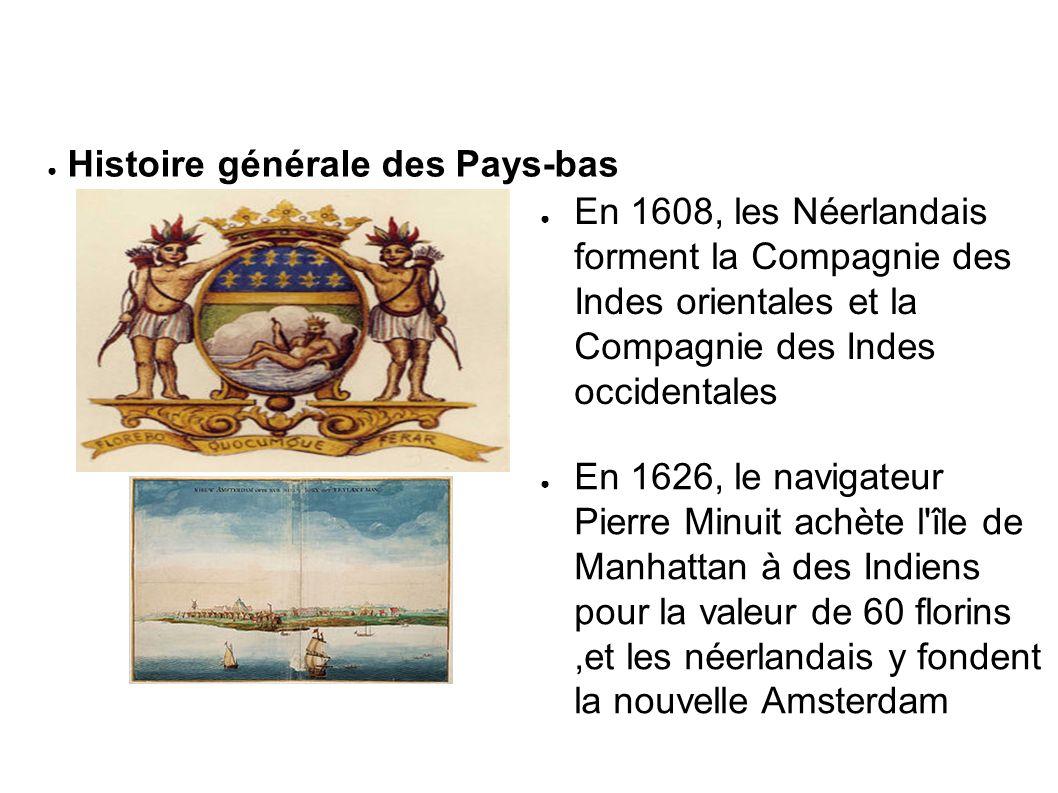 Histoire générale des Pays-bas