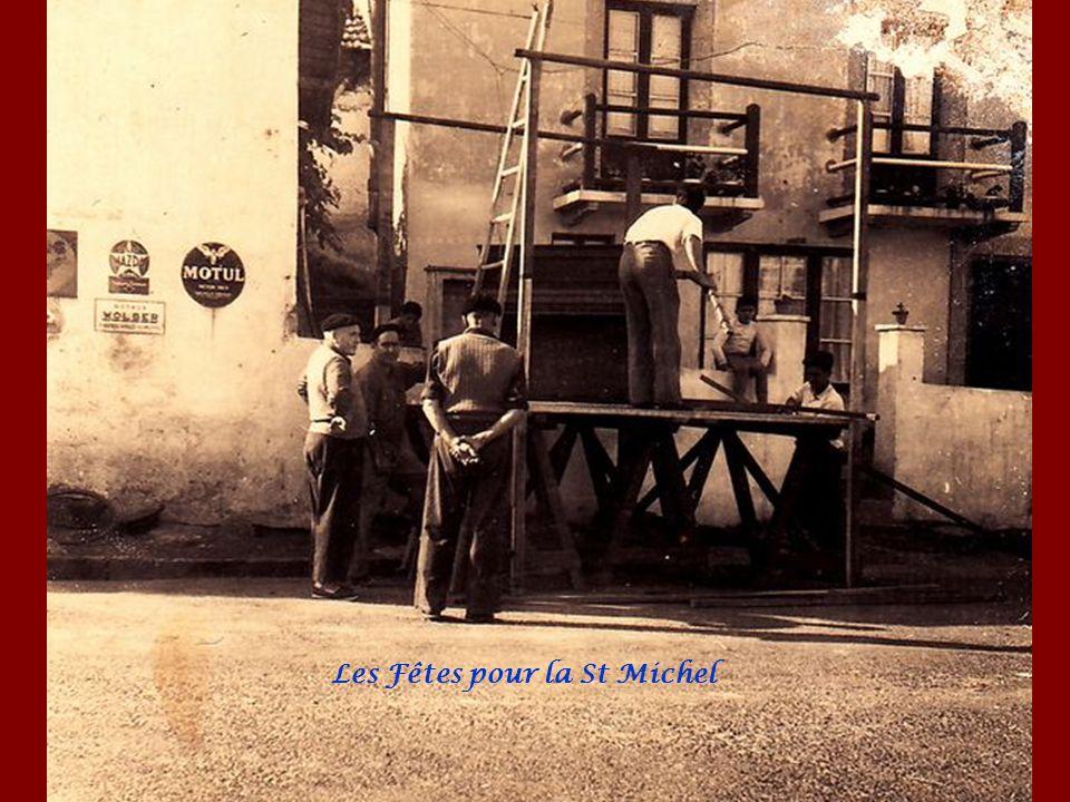 Les Fêtes pour la St Michel