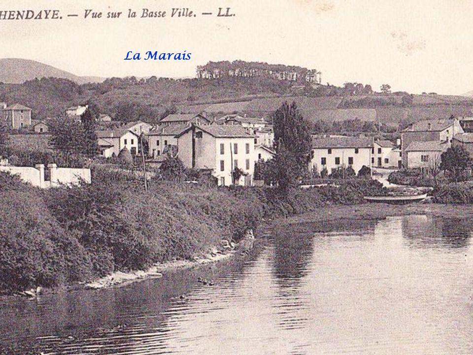 La Marais Zorionak