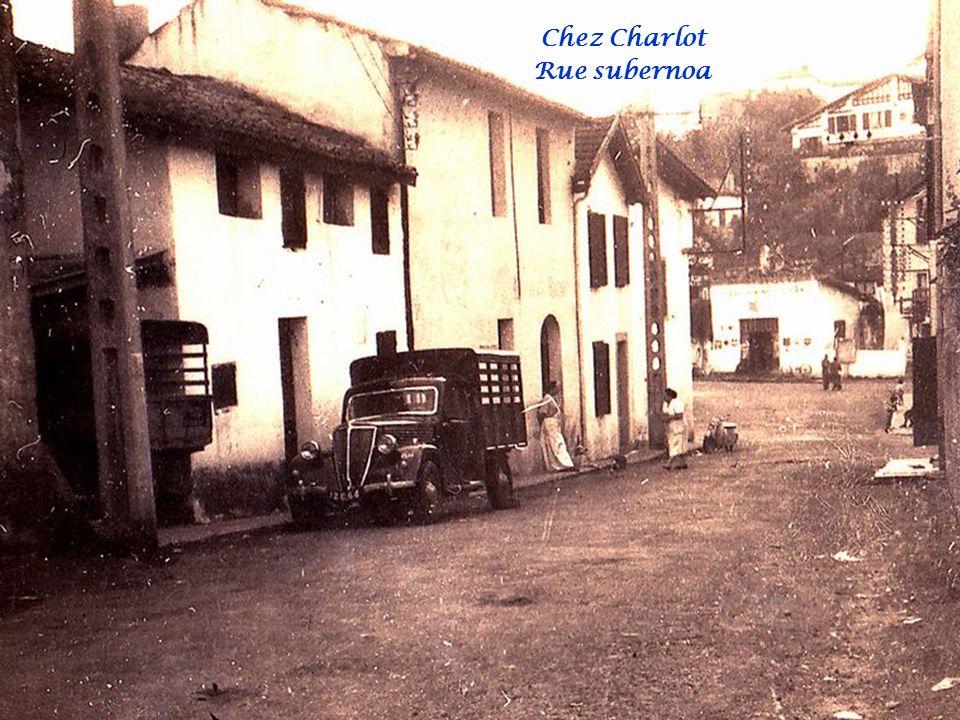 Chez Charlot Rue subernoa