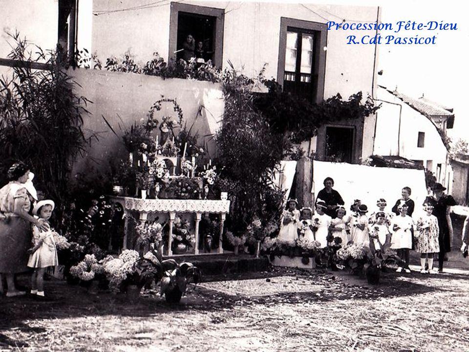 Procession Fête-Dieu R.Cdt Passicot