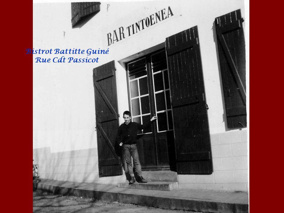 Bistrot Battitte Guiné