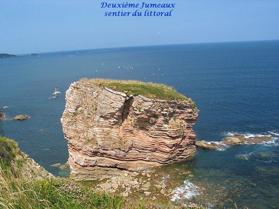 Deuxième Jumeaux sentier du littoral