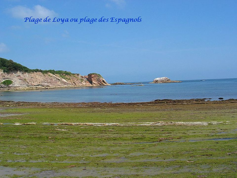 Plage de Loya ou plage des Espagnols