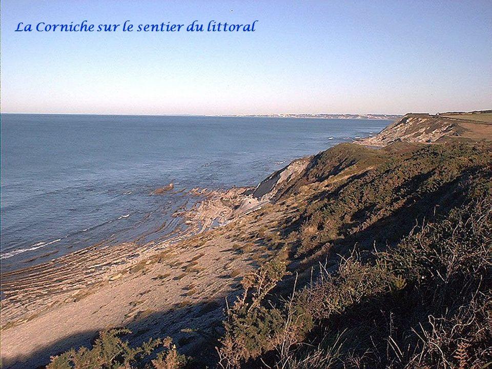 La Corniche sur le sentier du littoral