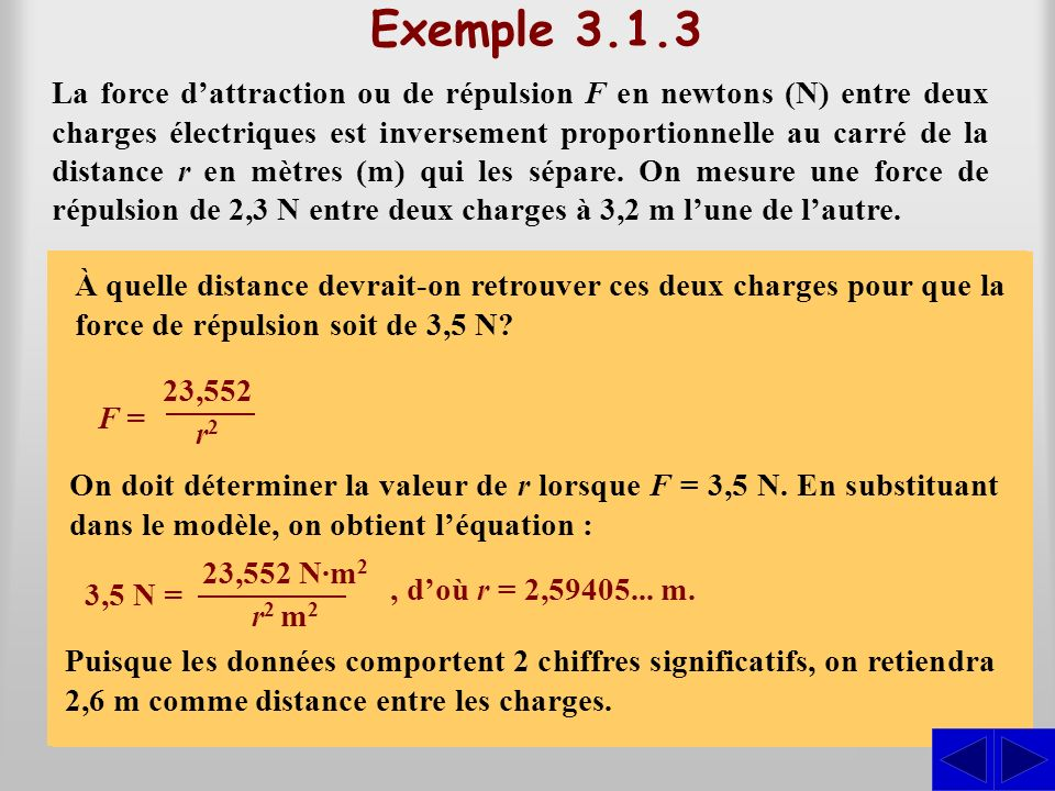 Exemple 3.1.3