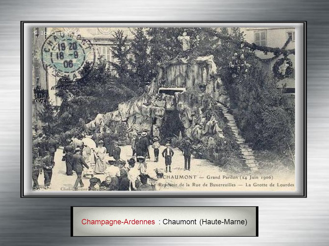 Champagne-Ardennes : Chaumont (Haute-Marne)