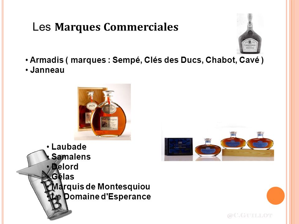 Les Marques Commerciales