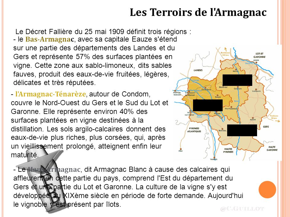Les Terroirs de l Armagnac