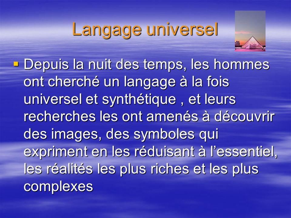 Langage universel