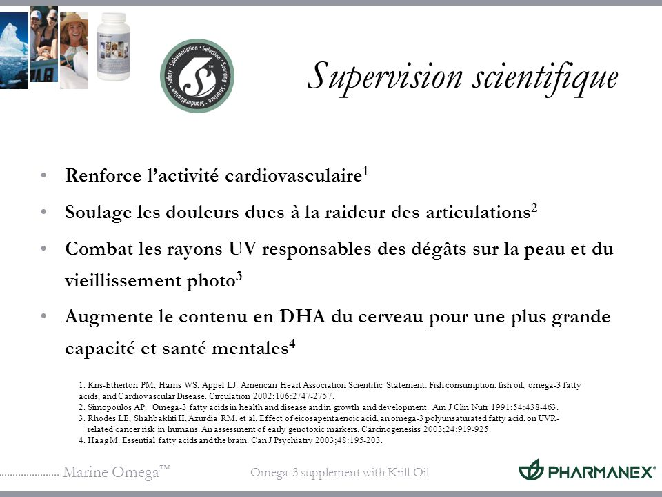 Supervision scientifique