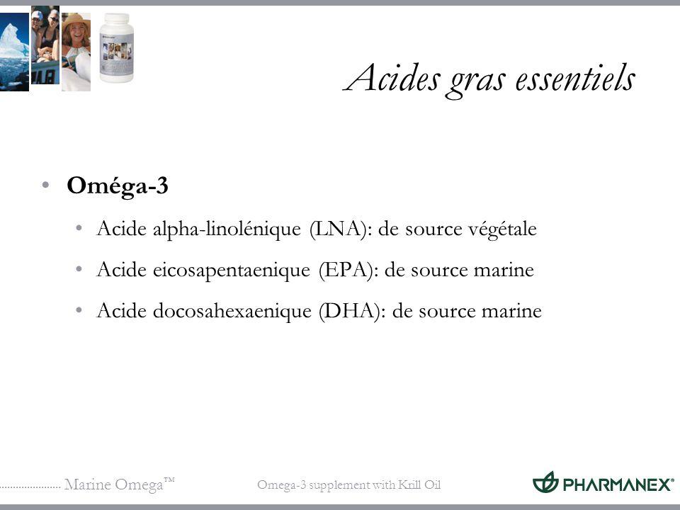 Acides gras essentiels