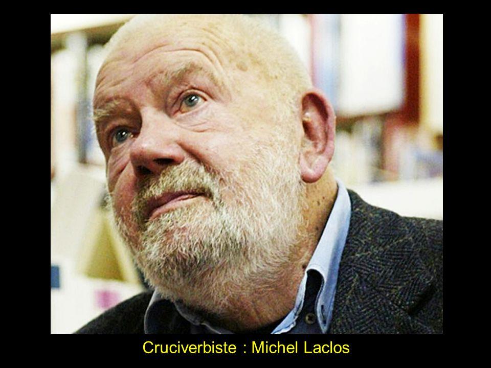Cruciverbiste : Michel Laclos